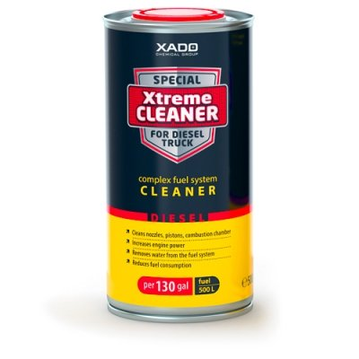 Xtreme complex fuel system cleaner (can 500 ml) by XADO
