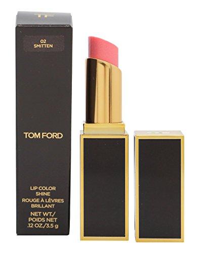Tom Ford Lip Color Shine - # 02 Smitten 3.5g/0.12oz