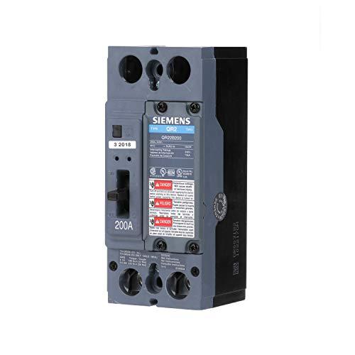Breakers Case Molded Siemens Circuit - Siemens US2:QR22B200 Molded Case Circuit Breaker