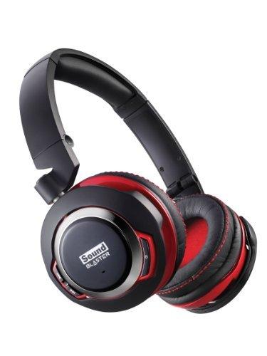 [해외]Creative Sound Blaster EVO 무선 게임용 헤드셋/Creative Sound Blaster EVO Wireless Gaming Headset