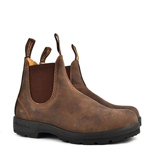 Blundstone Zapatos 585 Classic Comfort Botines, Femme Marron