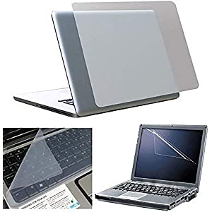 FEDUS 3 in 1 Combo – Laptop Screen Guard:; Keyboard Protector and Laptop Skin for All Laptops Laptop Accessories Combo…