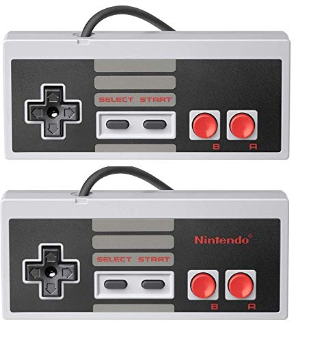 Nintendo Entertainment System: NES Classic Edition With Bonus IRONKLAD Controller by Nintendo (Image #4)