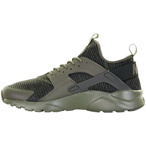 Leder Sneaker SE Air 5 42 Herren Run NIKE Ultra Huarache Khaki qR0g1wPx