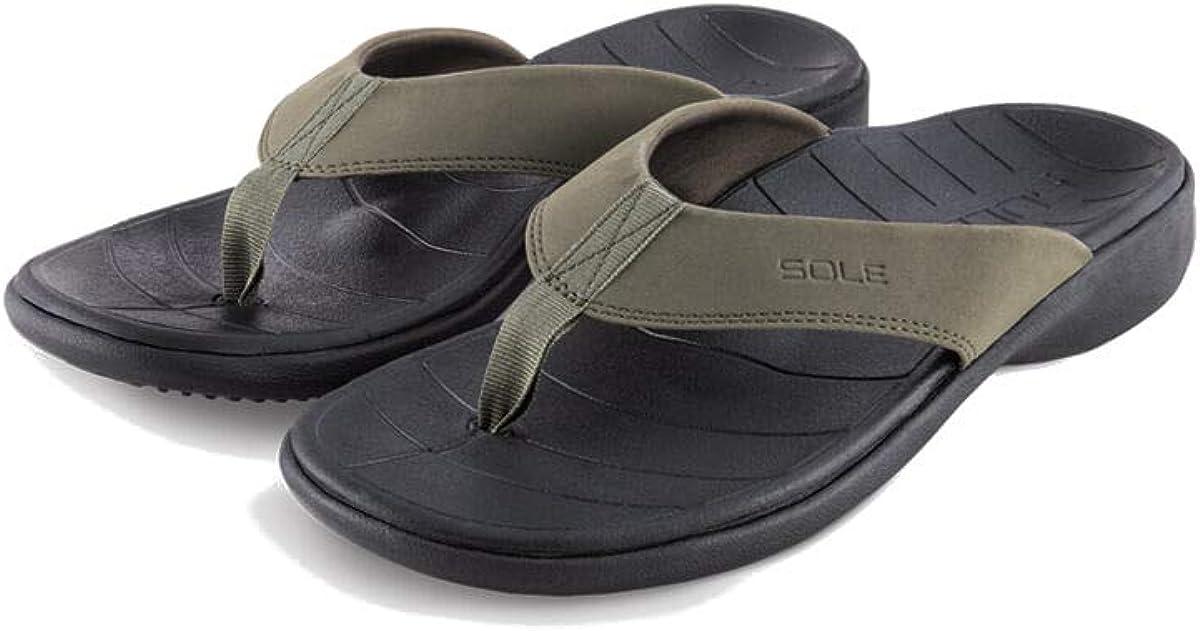 SOLE Mens Catalina Sport Flip