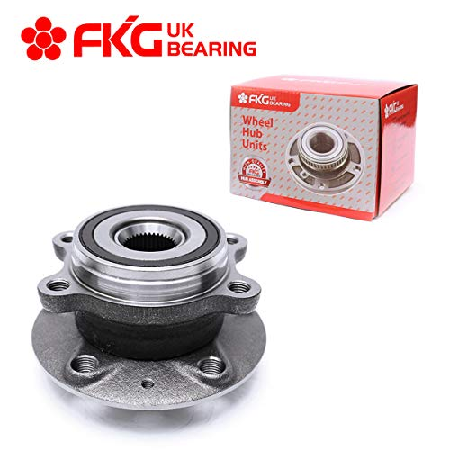 (FKG 513253 Front Wheel Bearing Assembly For Audi A3 TT VW Passat Jetta Golf CC Beetle)