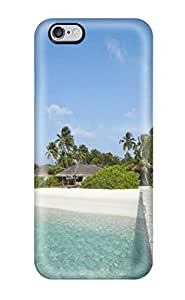 6 Plus Scratch-proof Protection Case Cover For Iphone/ Hot Maldives Holidays Phone Case