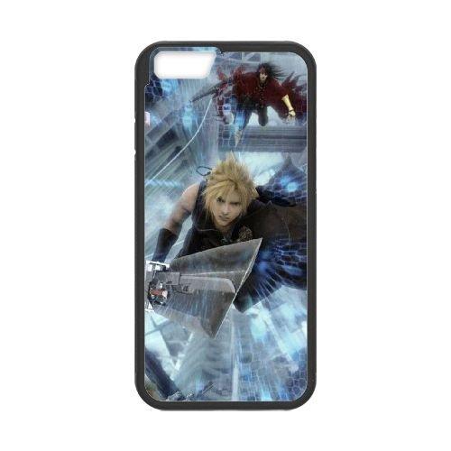 Final Fantasy 005 coque iPhone 6 4.7 Inch Housse téléphone Noir de couverture de cas coque EOKXLLNCD11268