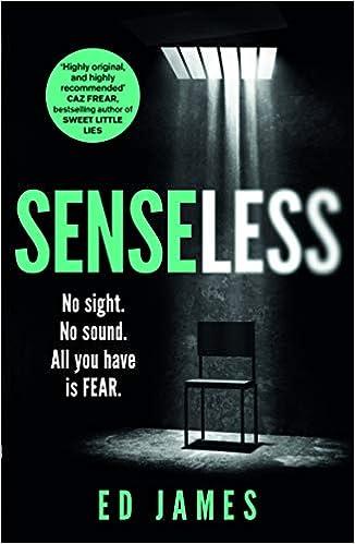 Senseless Book Cover