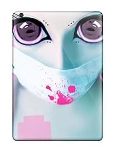 Ipad Air Women People Women Print High Quality Tpu Gel Frame Case Cover