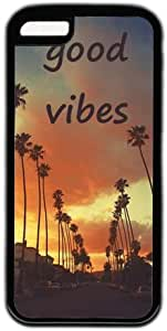 California Good Vibes Quote Theme Iphone 5c Case