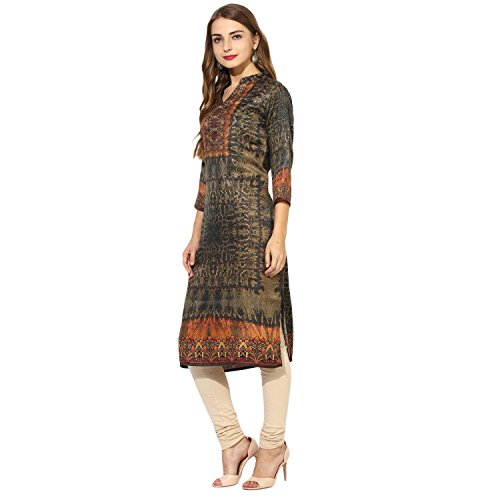 Lagi Kurtis Ethnic Women Kurta Kurti Tunic Digital Print Top Dress Casual Wear New Launch by by Lagi (Image #4)