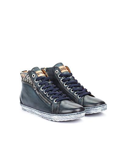 Blu alte Lagos oceano Sneakers 901 i18 oceano Pikolinos donna 4qYAI