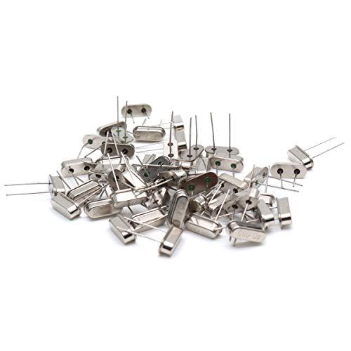Yootop Crystal Oscillator Quartz Resonator HC-49S 40.685MHz Low Profile 50Pcs