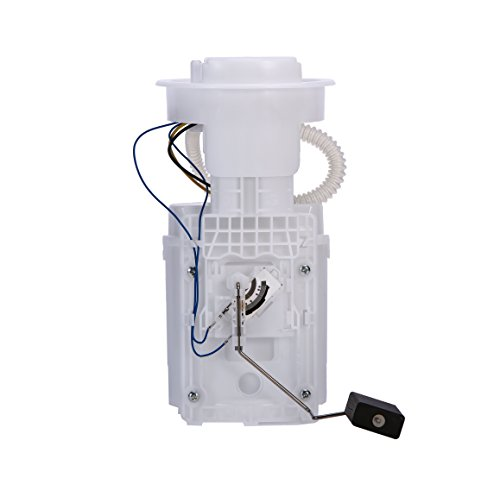 "TOPSCOPE FP8424M - Fuel Pump Module Assembly E8424M fits 98-10 Volkswagen Beetle, 99-06 Golf, 99-05 Jetta (New Body Style; for Plastic Fuel Tank; with 4.8"" Outer Diameter Flange)"
