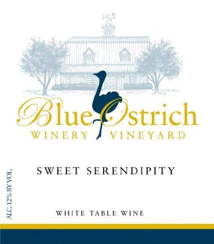 NV Blue Ostrich Sweet Serendipity 750 mL - Was A Tempranillo Wine