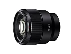 Image of the product Sony SEL85F18 85mm F/18 that is listed on the catalogue brand of Sony. It is scored with a 4.5 over 5.