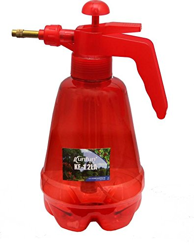 AKR 1.2 Litre Handheld Garden Spray Bottle Pump Pressure Water Sprayer,Chemicals,Pesticides,Neem Oil and Weeds Lightweight Water Sprayer(Green)