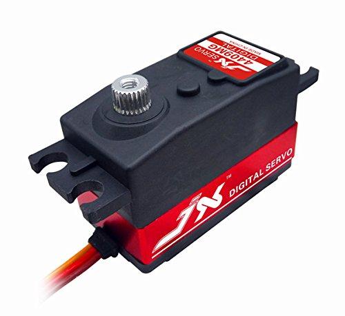 Low Profile Digital Servo (Integy RC Model Hop-ups C27425 4409MG Low Profile Size Digital Servo 9.2kg Torque 41x20x28mm 0.13s 128oz-in)