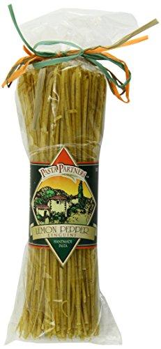 Pasta Partners Lemon Pepper Linguini (No Oil), 12 Ounce (Linguini Pasta compare prices)