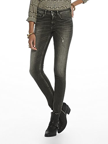Scotch Bohemienne Femme amp; Rocking Gris La 1446 Rocking Grey Soda Jean Slim Grey xttqRwr8