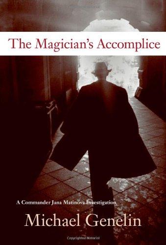 Image of The Magician's Accomplice (A Jana Matinova Investigation)