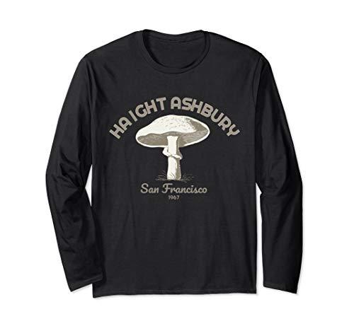 Haight Ashbury San Francisco California 1967 Long Sleeve T-Shirt