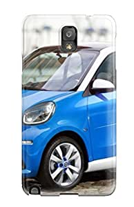 Defender Case For Galaxy Note 3, Smart Car Pattern