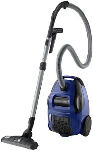 Electrolux ZSC6940 - Aspiradora de trineo, 2,75 l, 2100 W, color azul: Amazon.es: Hogar