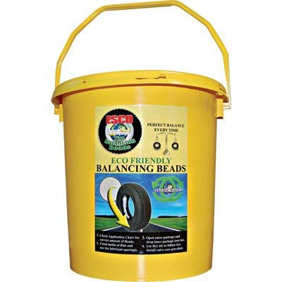 Esco Balancing Beads - 17-Lb. Bucket, Model Number 20462 by Esco