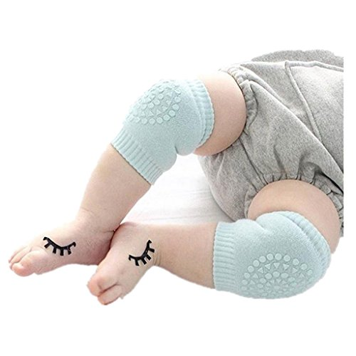 Beautyvan,Functional Baby Crawling Anti-Slip Knee Compression Sleeve Unisex Kneecap Coverage