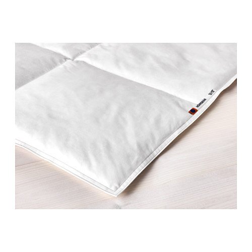 Ikea Honsbar Comforter, King Size, Cooler with Less Fill