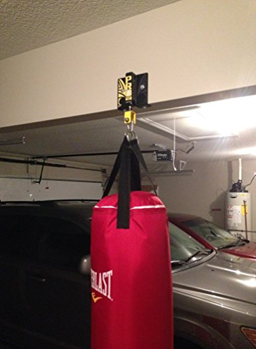 Rafter Mount with Support Brace for Heavy Bags up to 120 LBS by PRO Mountings 4