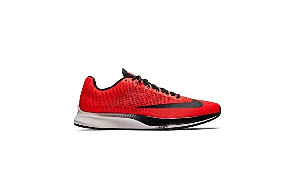 Nike Air Zoom Elite 10, Zapatillas de Running para Hombre, Multicolor (Bright Crimson/Oil Grey/Phantom 600), 40.5 EU: Amazon.es: Zapatos y complementos