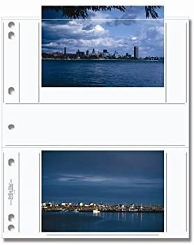 Print File 25 4x6-6 Archival Print Preservers Pages