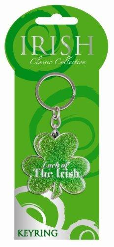 Irish Shamrock Keyring by Shamrock Gift Company Amazoncouk