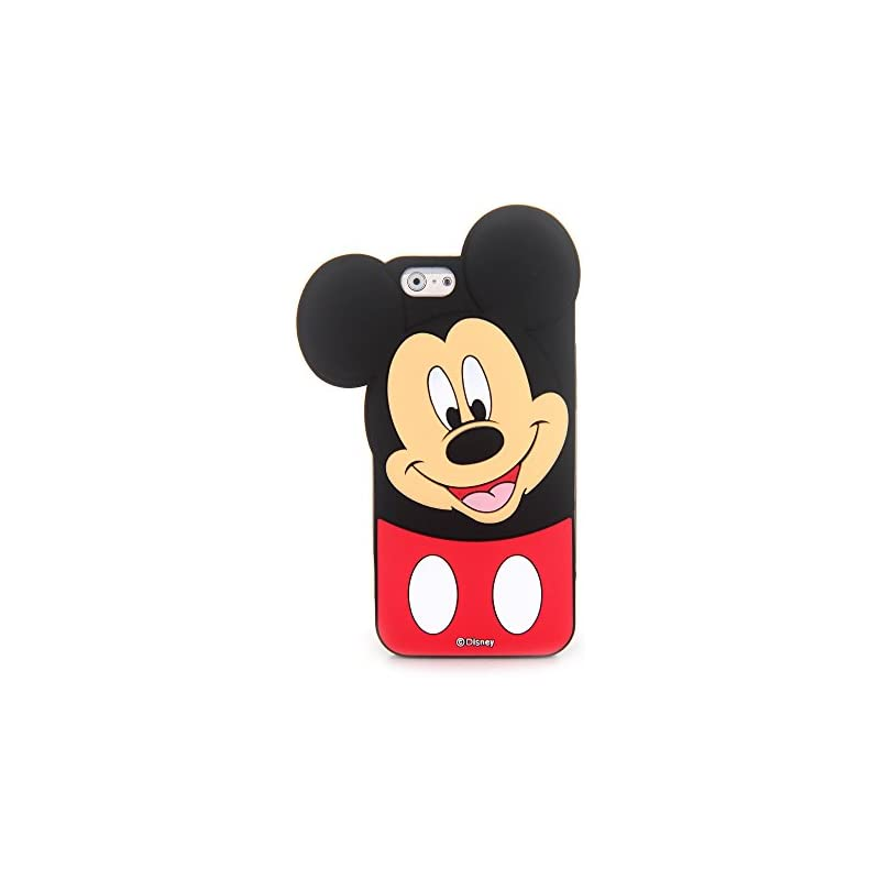 CHOCOCASE Black 3D Mouse Case for iPhone