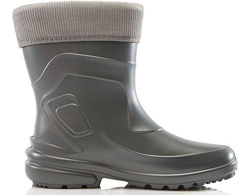 Couleur Bottes Thermo gris Chaussures Pluie Bottines Diversité Femme Gris La Eva Ladeheid 800 2017 De FwX4z