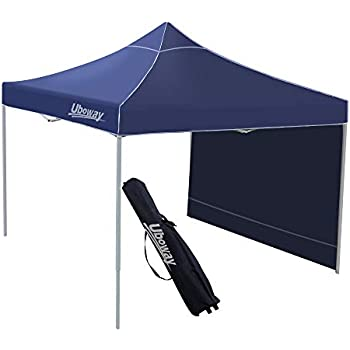 Amazon Com Uboway 10x10 Ft Pop Up Canopy Outdoor