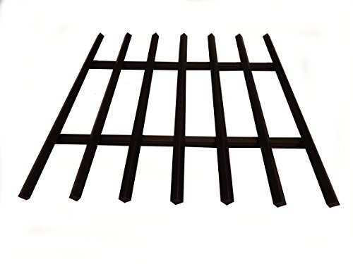 AL MEASURES (Flat) (small 20'' x 20'') (20' Black Fire Pit)