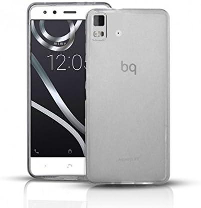 Todobarato24h Funda Gel Lisa Transparente Compatible con BQ ...
