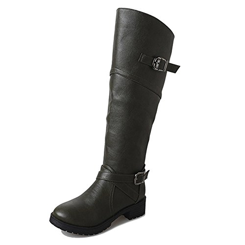 Fashion Lined Faux Boots Sale Classic Knight Boots Cold Length Boots Shoes Clearance Ladies IZHH Half Boots Martin Gray Club wYqIxPg