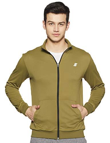 Amazon Brand – Symactive Men Warm Up Jacket