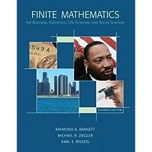 Finite Mathematics for Business, Economics, Life Sciences and Social Sciences (11th Edition)