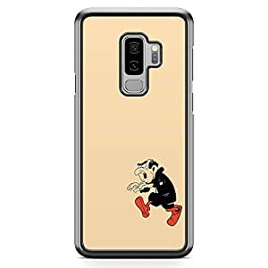 Loud Universe Gargamel Cute Samsung S9 Plus Case Smurf Gargamel Character Children Samsung S9 Plus Cover with Transparent Edges