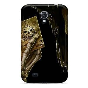 AlissaDubois Samsung Galaxy S4 Protector Hard Cell-phone Case Custom Trendy Madagascar 3 Skin [ZHv6305Hash]