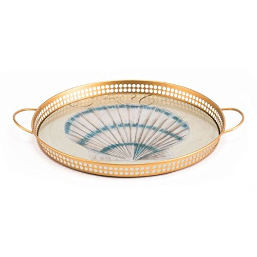 Trisha Yearwood Home Collection 61469 Luxe Chip /& Dip Server