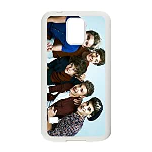 1D Samsung Galaxy S5 Cell Phone Case White MUS9185522