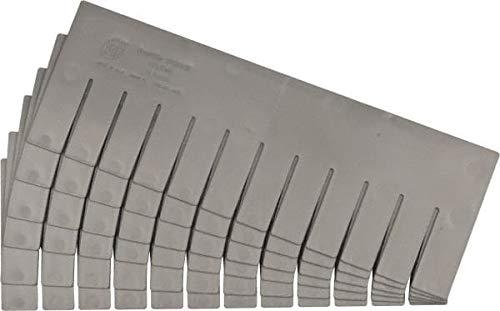 Tinner's Hammers, 18 oz Head, Steel Handle (4 Pack)