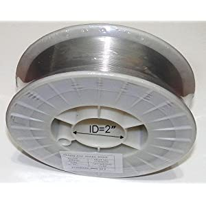 WeldingCity ER308L Stainless Steel MIG Welding Wire 11-Lb Spool 0.030″ (0.8mm)